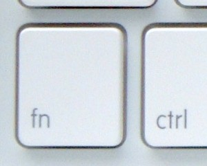 function key on macbook