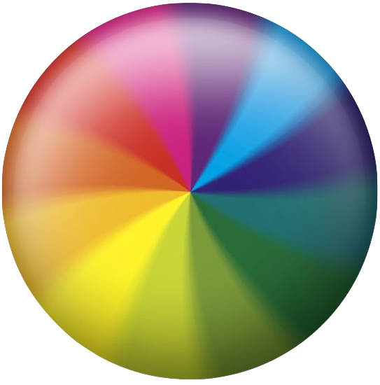 spinning beach ball