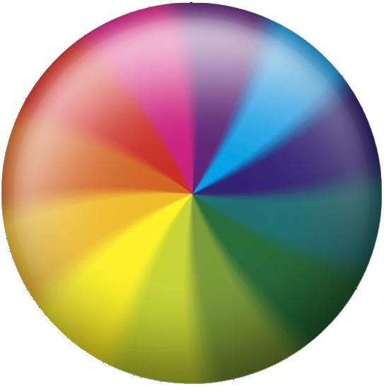 spinning beach ball